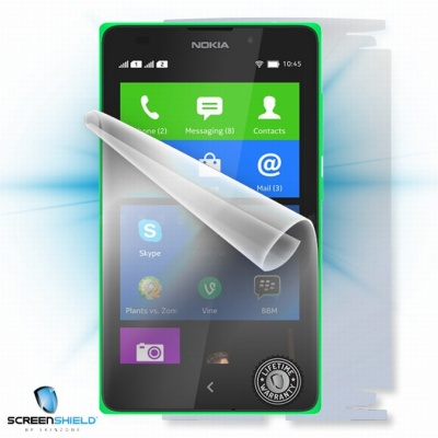 ScreenShield fólie na celé tělo pro Nokia XL Dual SIM