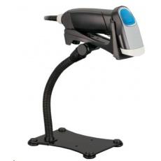 Opticon OPR-3201 laserová čtečka se stojánkem, USB-HID, černá