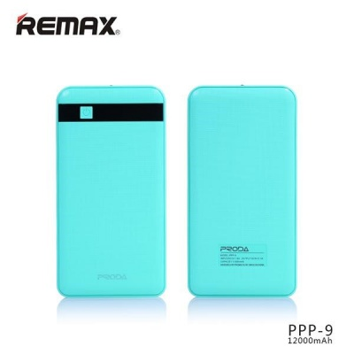REMAX PowerBank Proda Gentleman 12000 mAh, modrá