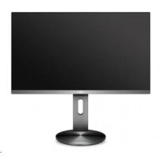 "AOC MT IPS LCD - WLED 23,8"" I2490PXQU/BT  IPS panel, 1920x1080, D-Sub, HDMI, DP, USB, repro, pivot"