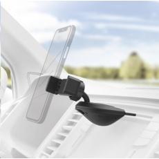 Hama držák mobilu do vozidla, uchycení v CD slotu, pro zařízení se šířkou 6-8 cm