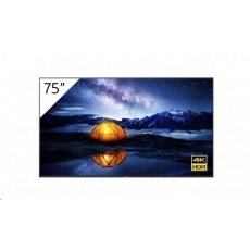 SONY 75'' 4K 24/7 Professional BRAVIA without Tuner