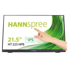 "HANNspree MT LCD HT225HPB 21,5"" IPS Touch Screen, 1920x1080, 16:9, 250cd/m2, 1000:1 / 80M:1, 7ms"